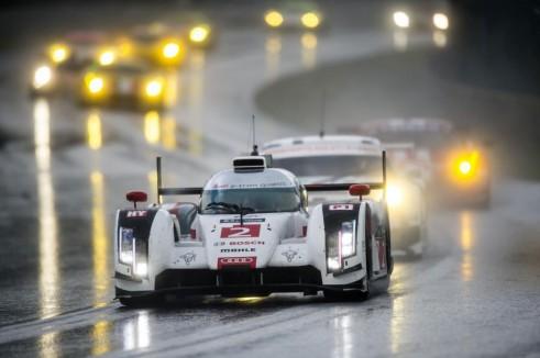 Le Mans 2014 rain- carwitter