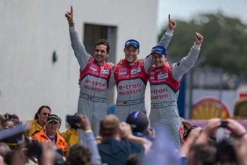 Le Mans 2014 winners - carwitter
