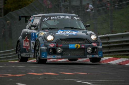 Nurburgring 24 Hours 2013 Mini carwitter 491x326 - A Year Without F1: Race 8 – Nurburgring 24 Hour - A Year Without F1: Race 8 – Nurburgring 24 Hour