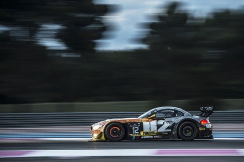 2014 Blancpain Endurance Series Paul Ricard TDS carwitter 491x327 - Blancpain 2014 - Paul Ricard - Bentley battle to second victory - Blancpain 2014 - Paul Ricard - Bentley battle to second victory