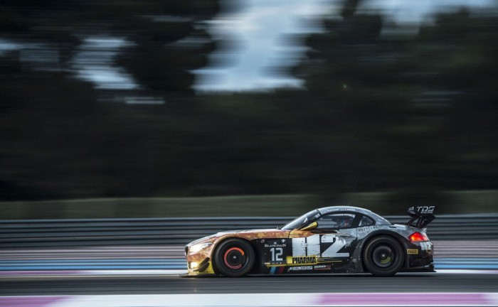 2014 Blancpain Endurance Series Paul Ricard TDS carwitter 700x432 - Blancpain 2014 - Paul Ricard - Bentley battle to second victory - Blancpain 2014 - Paul Ricard - Bentley battle to second victory
