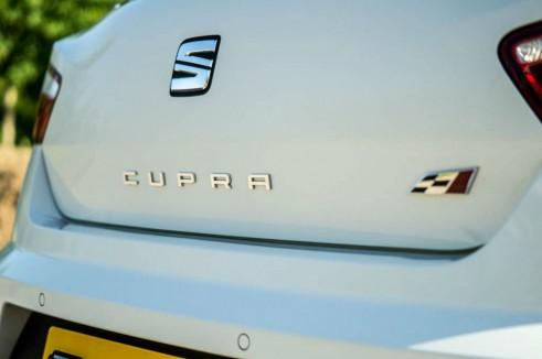 2014 Seat Ibiza Cupra Cupra Badge carwitter 491x326 - 2014 Seat Ibiza Cupra Review - The outsider - 2014 Seat Ibiza Cupra Review - The outsider