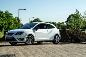 2014 Seat Ibiza Cupra Front Angle carwitter 300x199 - 2014 Seat Ibiza Cupra Review - The outsider - 2014 Seat Ibiza Cupra Review - The outsider