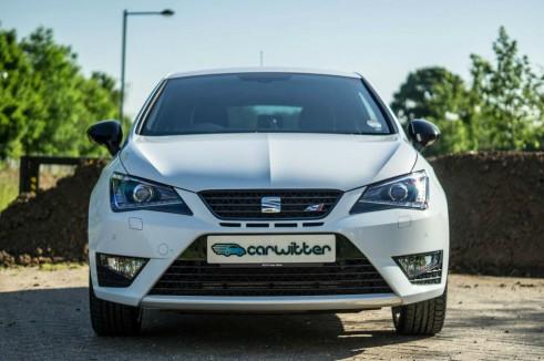 2014 Seat Ibiza Cupra Front carwitter 491x326 - 2014 Seat Ibiza Cupra Review - The outsider - 2014 Seat Ibiza Cupra Review - The outsider