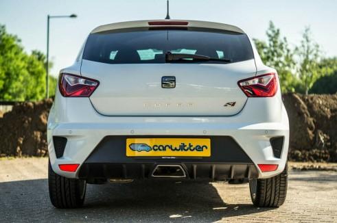2014 Seat Ibiza Cupra Rear carwitter 491x326 - 2014 Seat Ibiza Cupra Review - The outsider - 2014 Seat Ibiza Cupra Review - The outsider