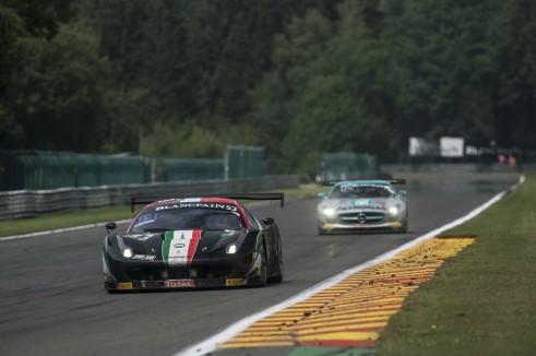 2014 Spa 24 hours AF Corse  - carwitter