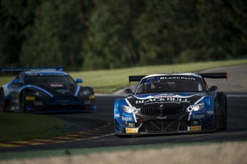 2014 Spa 24 hours Ecurie Ecosse 2  - carwitter