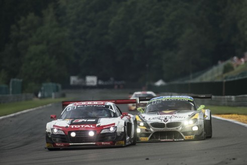 2014 Spa 24 hours battle - carwitter
