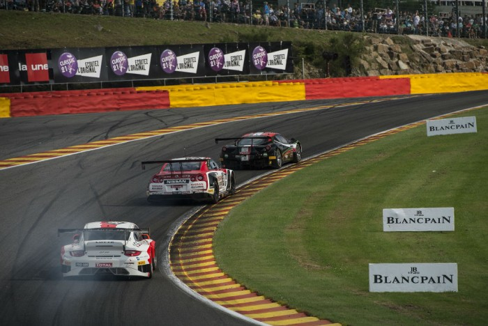 2014 Spa 24 hours eau rouge 2  - carwitter