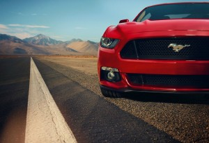 2015 Ford Mustang Grille carwitter 300x206 - A Mustang in the UK? - A Mustang in the UK?