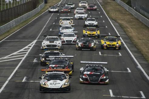 Blancpain Sprint Series Zandvoort - carwitter