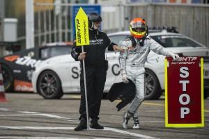 Blancpain Sprint Series Zandvoort pits 2 carwitter 300x200 - Blancpain 2014 – Zandvoort – Stunning Rast drive secures WRT victory - Blancpain 2014 – Zandvoort – Stunning Rast drive secures WRT victory