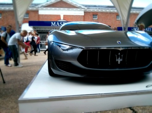 Maserati,Alfieri,Concept,front,Carwitter