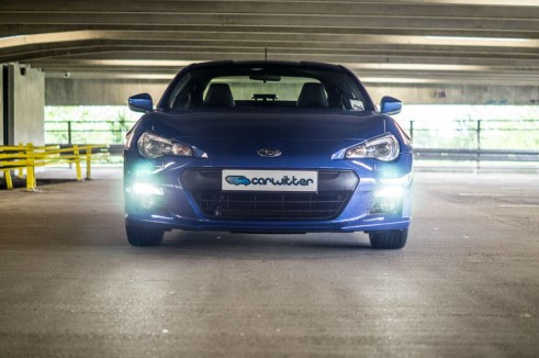 Subaru BRZ Review - Front - Carwitter