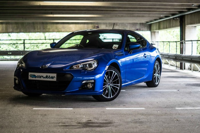 Subaru BRZ Review Front Scene Carwitter 700x465 - Subaru BRZ Review – Analogue - Subaru BRZ Review – Analogue
