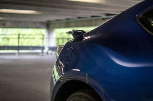 Subaru BRZ Review - Rear Spoiler - Carwitter