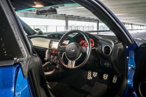 Subaru BRZ Review - Steering Wheel - Carwitter