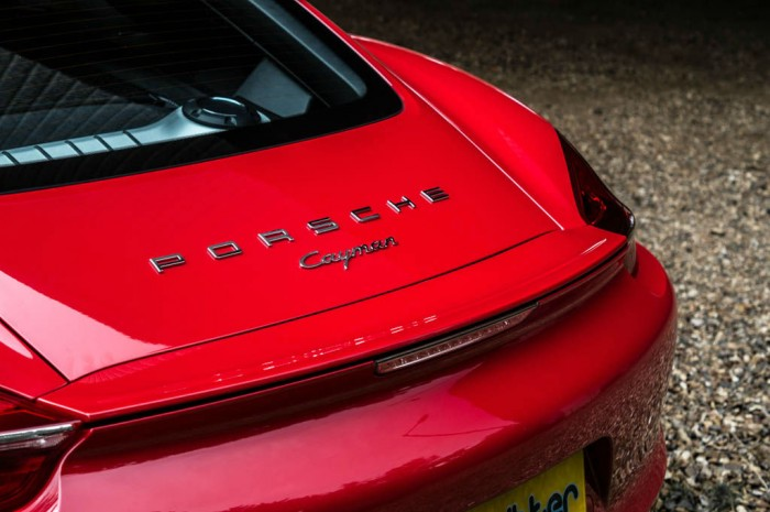 2014 Porsche Cayman Review - Spoiler - carwitter