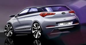 2015 Hyundai i20 tease rear carwitter 300x159 - Hyundai reveals new i20 teaser - Hyundai reveals new i20 teaser