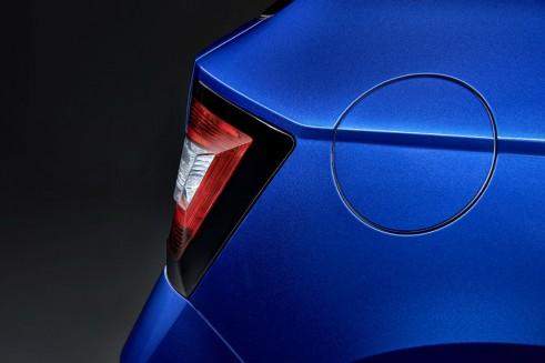 2015 Skoda Fabia rear lights - carwitter