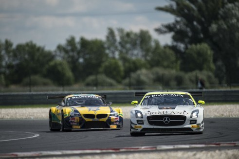 Blancpain Sprint Series 2014 Slovakia HTP carwitter 491x327 - Blancpain Sprint Review 2014 - Blancpain Sprint Review 2014