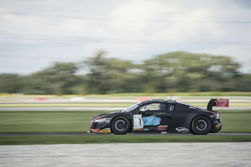 Blancpain Sprint Series 2014 Slovakia R8 carwitter 491x327 - Blancpain 2014 – Slovakia – Baumann and Jager storm to triumph - Blancpain 2014 – Slovakia – Baumann and Jager storm to triumph