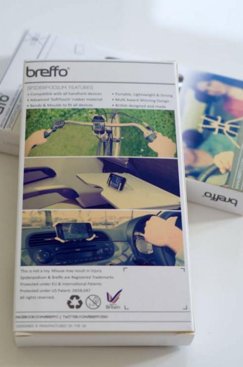Breffo Spiderpodium Review Box Close Up carwitter 491x739 - Breffo Spiderpodium Review – A universal solution - Breffo Spiderpodium Review – A universal solution