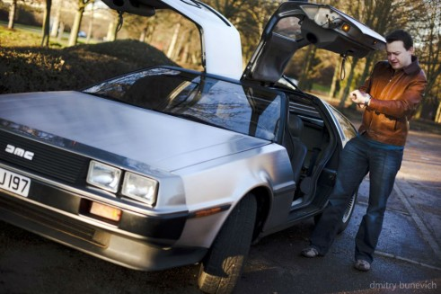 Delorean DMC 12 Chris Hawes carwitter 491x327 - Owning a DeLorean - Owning a DeLorean
