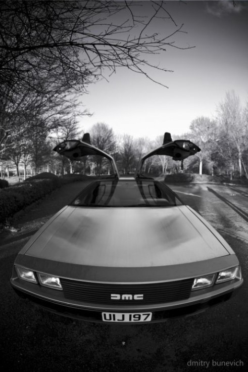 Delorean DMC 12 Lens carwitter 491x736 - Owning a DeLorean - Owning a DeLorean