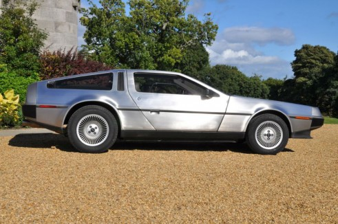 Delorean DMC 12 Side On carwitter 491x326 - Owning a DeLorean - Owning a DeLorean
