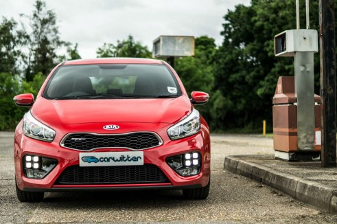 Kia Ceed GT Review Front carwitter 491x326 - Kia Ceed GT Review – Four door fast - Kia Ceed GT Review – Four door fast