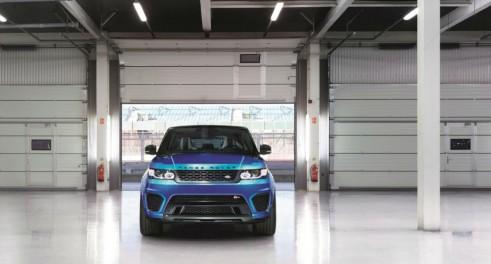 Range Rover Sport SVR - Front - carwitter