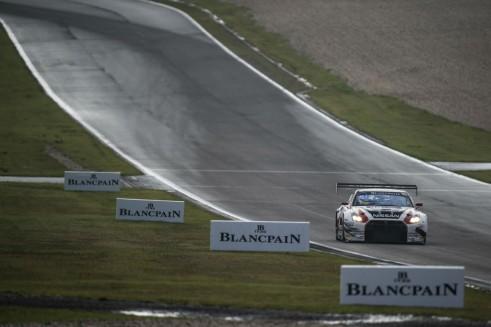 2014 Blancpain Endurance Series Nurburgring 1000 Nissan carwitter 491x327 - Blancpain 2014 – Nurburgring – Vanthoor seals endurance title - Blancpain 2014 – Nurburgring – Vanthoor seals endurance title