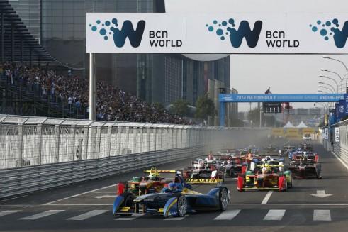 2014 FIA Formula E Bejing - Carwitter - 001