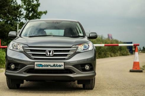 Honda CR V 1.6 i Dtec Review Front Scene carwitter 491x326 - Honda CR-V 1.6 i-DTEC Review – Diesel Sipper - Honda CR-V 1.6 i-DTEC Review – Diesel Sipper