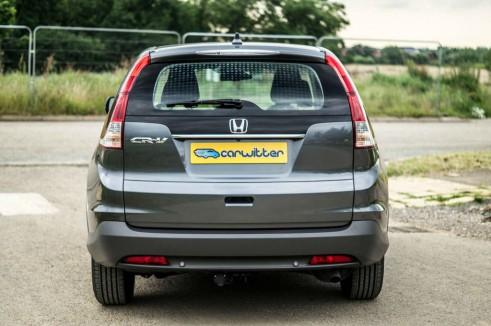 Honda CR V 1.6 i Dtec Review Rear carwitter 491x326 - Honda CR-V 1.6 i-DTEC Review – Diesel Sipper - Honda CR-V 1.6 i-DTEC Review – Diesel Sipper