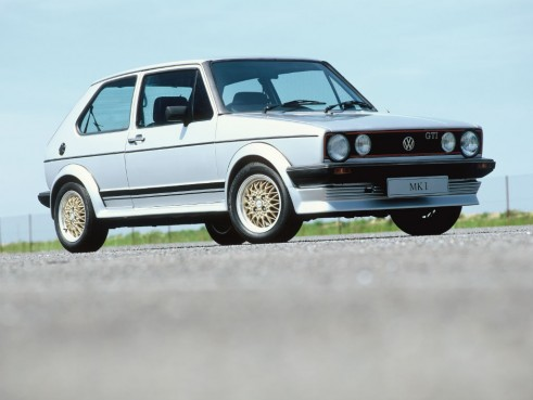 MK1 VW Golf GTi Front carwitter 491x369 - The Rise of the Hyper Hatch - The Rise of the Hyper Hatch