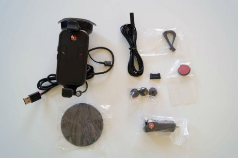 Tom Tom Smartphone Hands Free Kit Review - Carwitter - 001