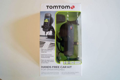 Tom Tom Smartphone Hands Free Kit Review - Carwitter - 008