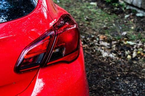 2015 Vauxhall Corsa Review - Brake Light - carwitter