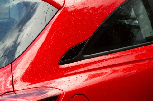 2015 Vauxhall Corsa Review - Three Quarter Window Trim - carwitter