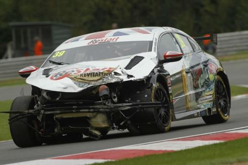 BTCC 2014 Brands Hatch GP Final - Carwitter - 009