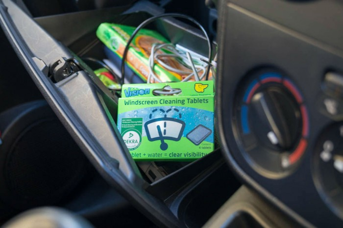 Doc Vision Screen Wash Tablet Review Carwitter 0005 700x465 - Regular Car Checks Every Motorist Should Do - Regular Car Checks Every Motorist Should Do