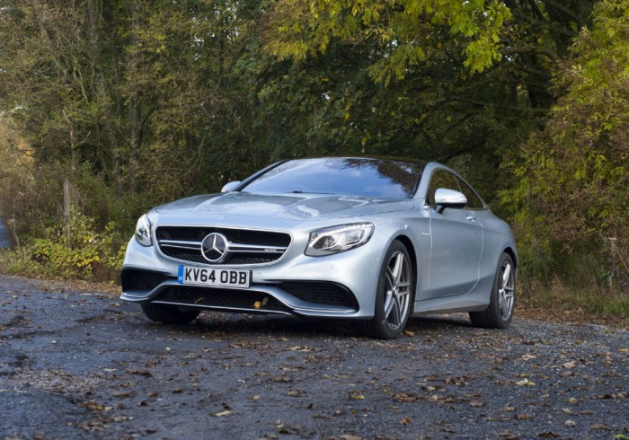 Mercedes S63 AMG Coupe carwitter 700x490 - 2015 Mercedes S63 AMG Coupe Review - Supersized - 2015 Mercedes S63 AMG Coupe Review - Supersized