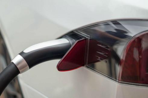 Tesla Model S P85 Plus Review UK Charging Port carwitter 491x326 - Tesla Model S P85 Plus Review - Speed redefined - Tesla Model S P85 Plus Review - Speed redefined