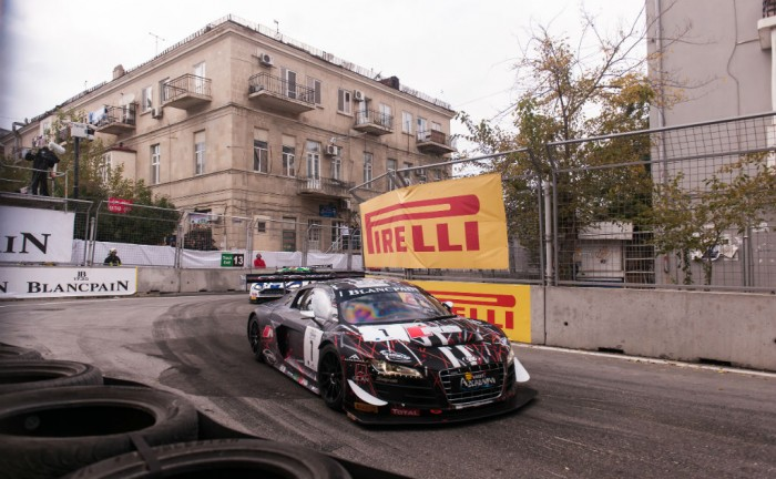 Blancpain Sprint Series Baku Vanthoor carwitter 700x432 - Blancpain Sprint Review 2014 - Blancpain Sprint Review 2014
