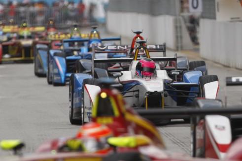 FIA Formula E Putrajaya ePrix 2014 001 491x327 - Formula E – Putrajaya – Sam Bird Dedicates Win to Jules Bianchi - Formula E – Putrajaya – Sam Bird Dedicates Win to Jules Bianchi