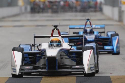 FIA Formula E Putrajaya ePrix 2014 002 491x327 - Formula E – Putrajaya – Sam Bird Dedicates Win to Jules Bianchi - Formula E – Putrajaya – Sam Bird Dedicates Win to Jules Bianchi
