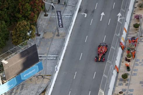 FIA Formula E Putrajaya ePrix 2014 003 491x327 - Formula E – Putrajaya – Sam Bird Dedicates Win to Jules Bianchi - Formula E – Putrajaya – Sam Bird Dedicates Win to Jules Bianchi