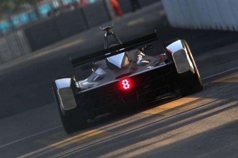 FIA Formula E Putrajaya ePrix 2014 007 491x327 - Formula E – Putrajaya – Sam Bird Dedicates Win to Jules Bianchi - Formula E – Putrajaya – Sam Bird Dedicates Win to Jules Bianchi
